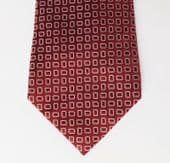 Hawes and Curtis silk tie Jermyn Street Collection burgundy Very good condition